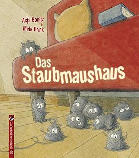 Cover von Asja Bonitz, Mele Brink - Das Staubmaushaus