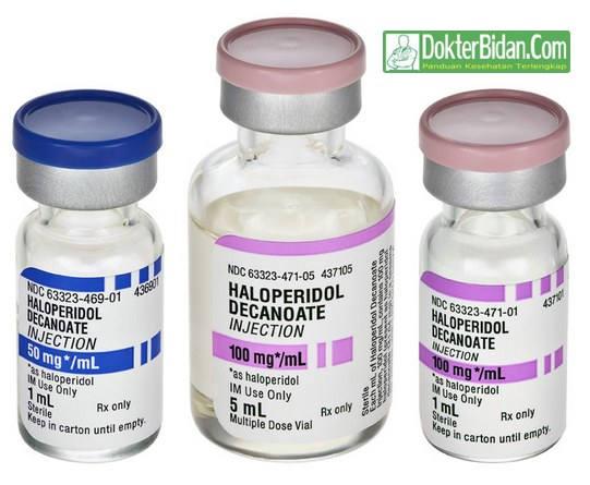 Haloperidol Decanoate Obat Psikosis - Dosis Aturan Minum Dan Efek Sampingnya Bagi Kesehatan