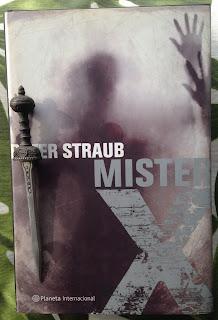 Portada del libro Míster X, de Peter Straub