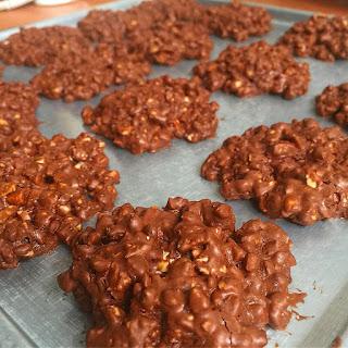 Ide Resep Masak Kue Beng-Beng Kacang Coklat