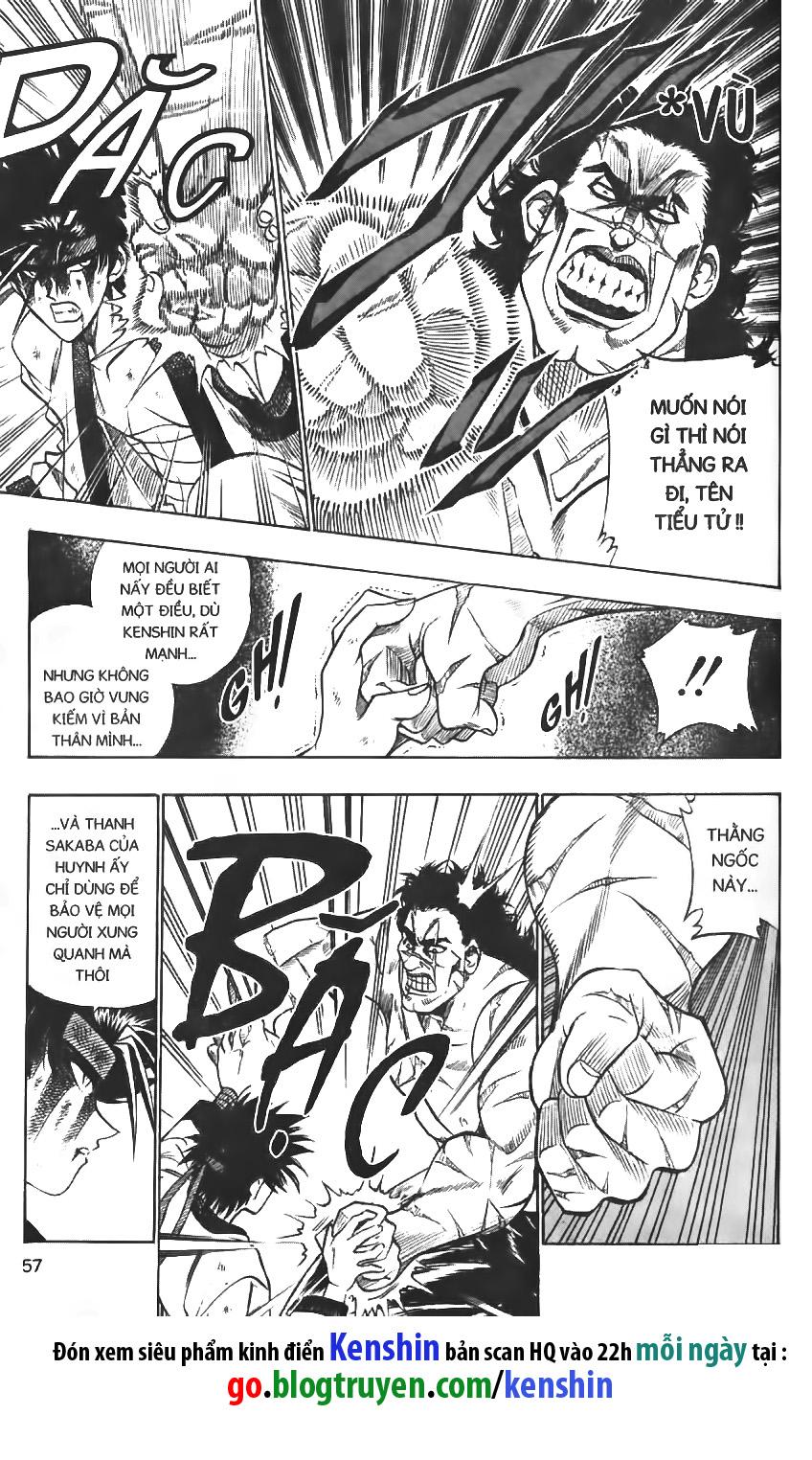 Rurouni Kenshin chap 25 trang 14