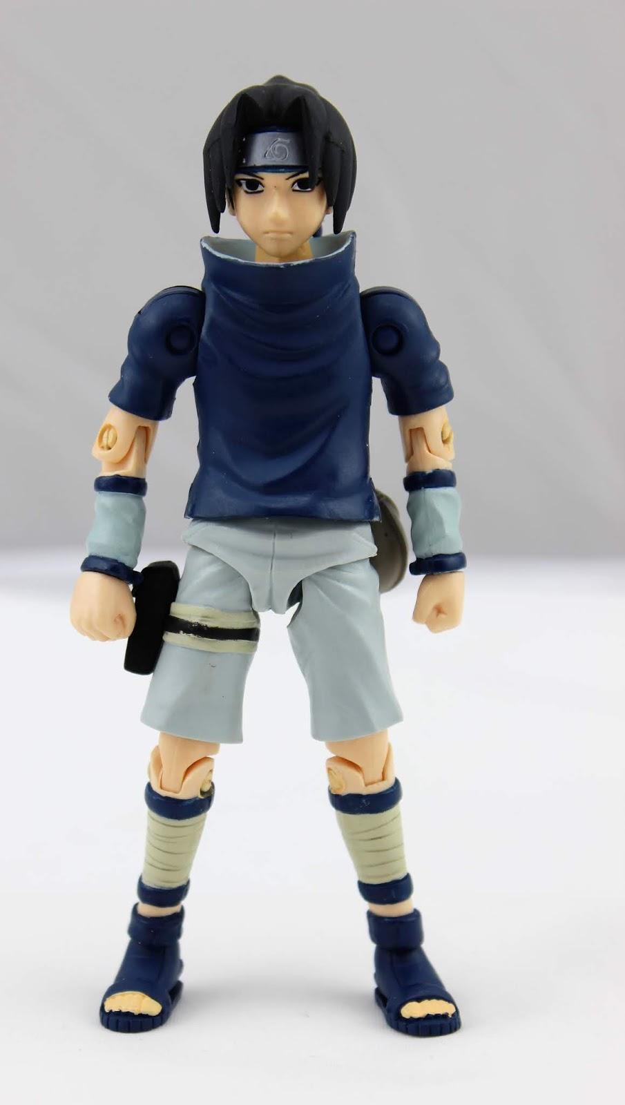 Jay S Toy Shelf Bandai Sasuke Uchiha 2003