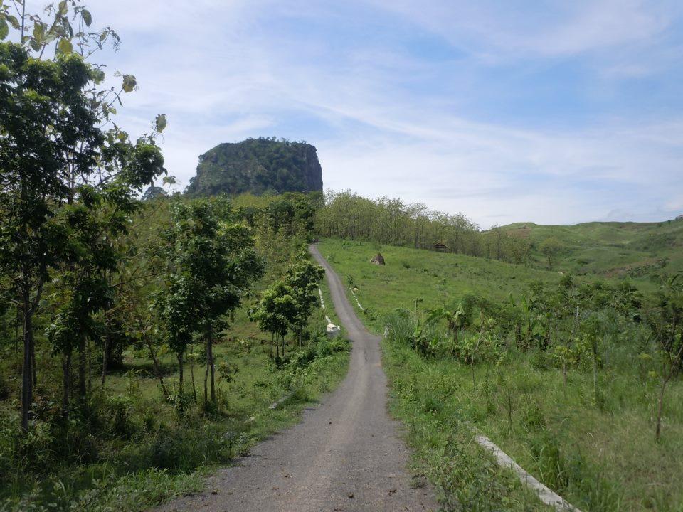 Gunung Gajah Inspirasi Wisata Alam Di Pemalang Kalimas