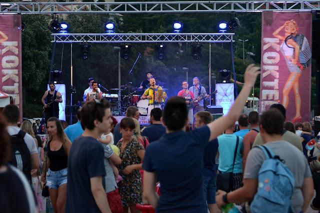 Vološćanska noć i Dječji festival VOLOS 2016 @ Volosko 08.07.2016