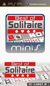 Solitaire (clone) playstation portable (psp) iso download.