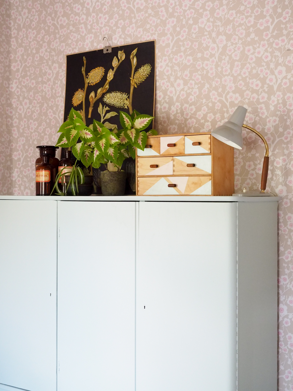 Ike Moppe-lokerikon tuunaus, Ikea hack