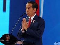 Presiden Jokowi Tegaskan Demokrasi Harus Sejahterakan Rakyat