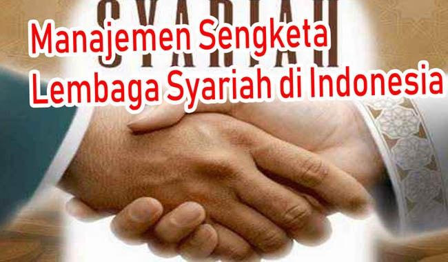 konflik lembaga syariah