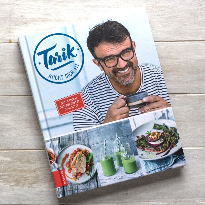 bushcooks kitchen: Rezension: Tarik kocht Dich fit von Tarik Rose