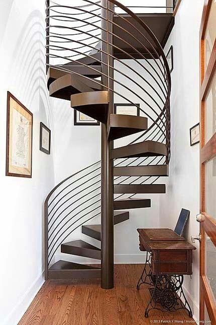 La escalera definicin partes y tipos  De Arkitectura