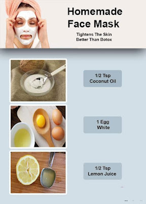 home remedies for face