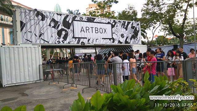 Artbox in Malaysia @ Sunway City KL