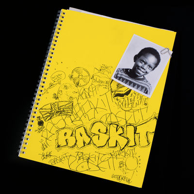 Dizzee Rascal - Raskit - Album Download, Itunes Cover, Official Cover, Album CD Cover Art, Tracklist