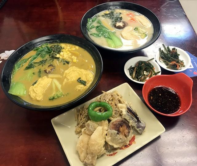 板橋素食~凡耘日式蔬食