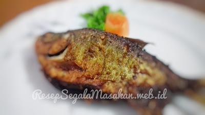 Resep Masak Ikan Bawal Goreng