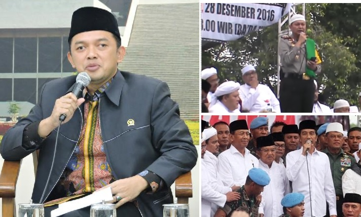 Maman - Kapolda Sumut - Presiden Jokowi