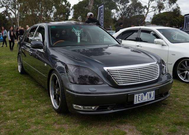 Lexus LS430 VIP