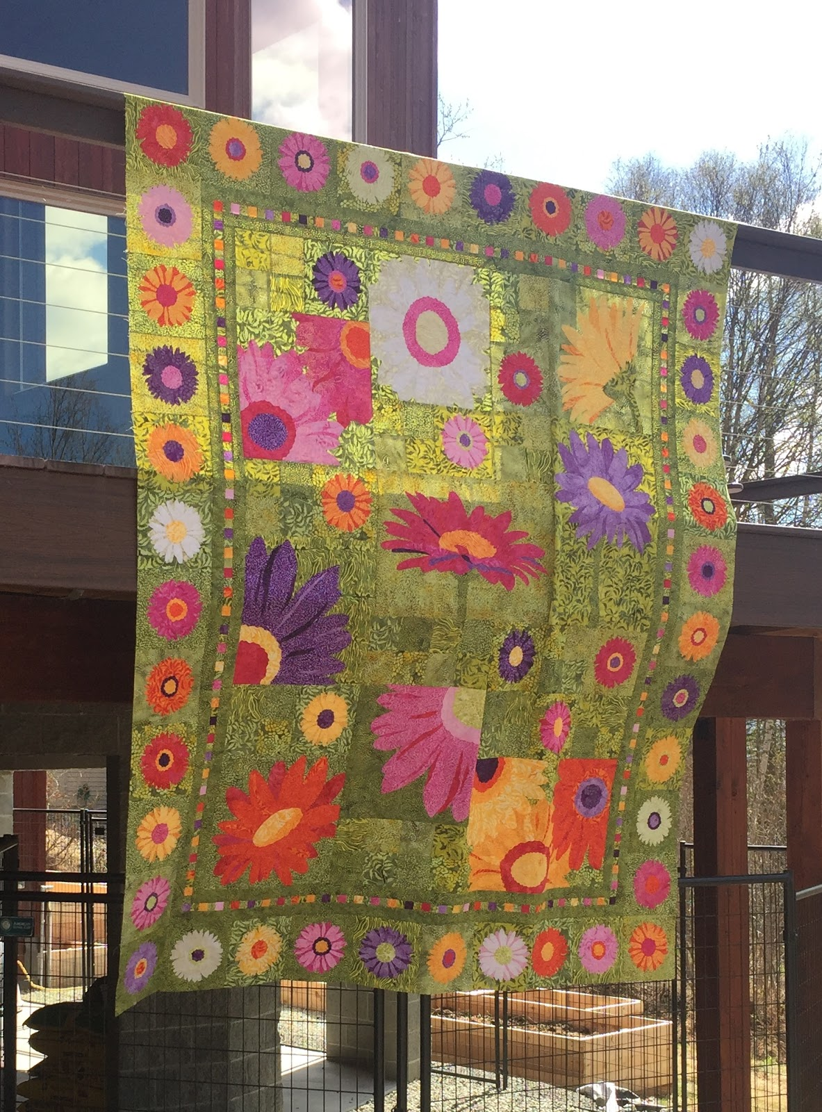 And Sew Forth: Quilt Retreat Project Recap