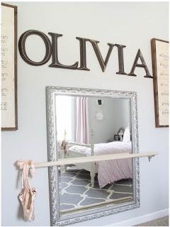 cómo adornar un dormitorio de chica