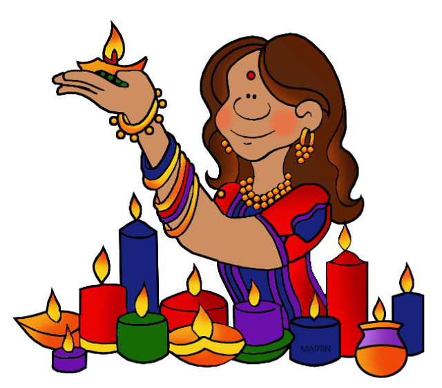 Top 10 Diwali Clipart Free Download