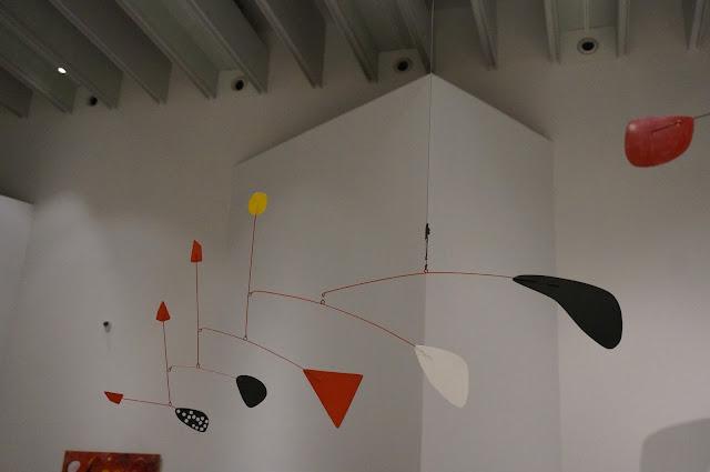 Alexander Calder - untitled 1955 Musee Soulages