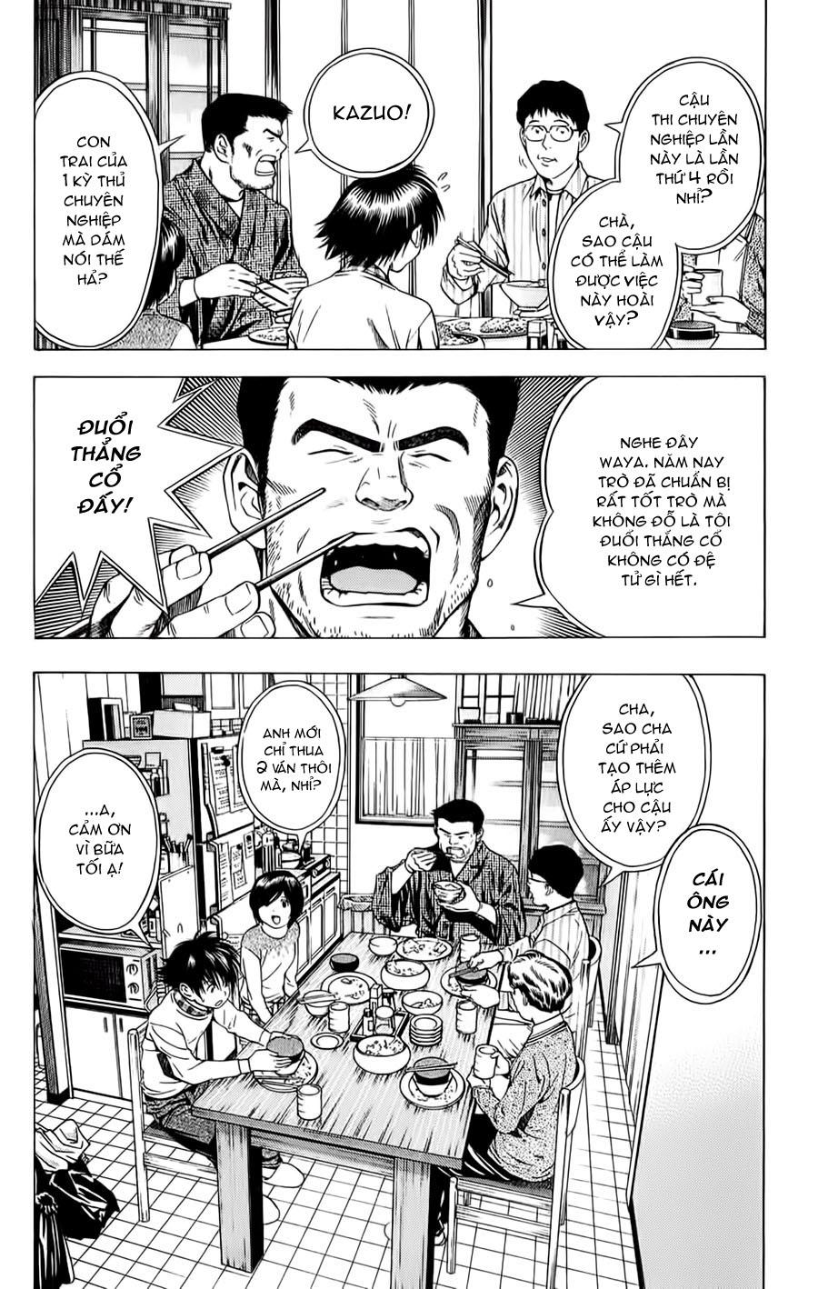 Hikaru No Go hikaru no go chap 90 trang 5