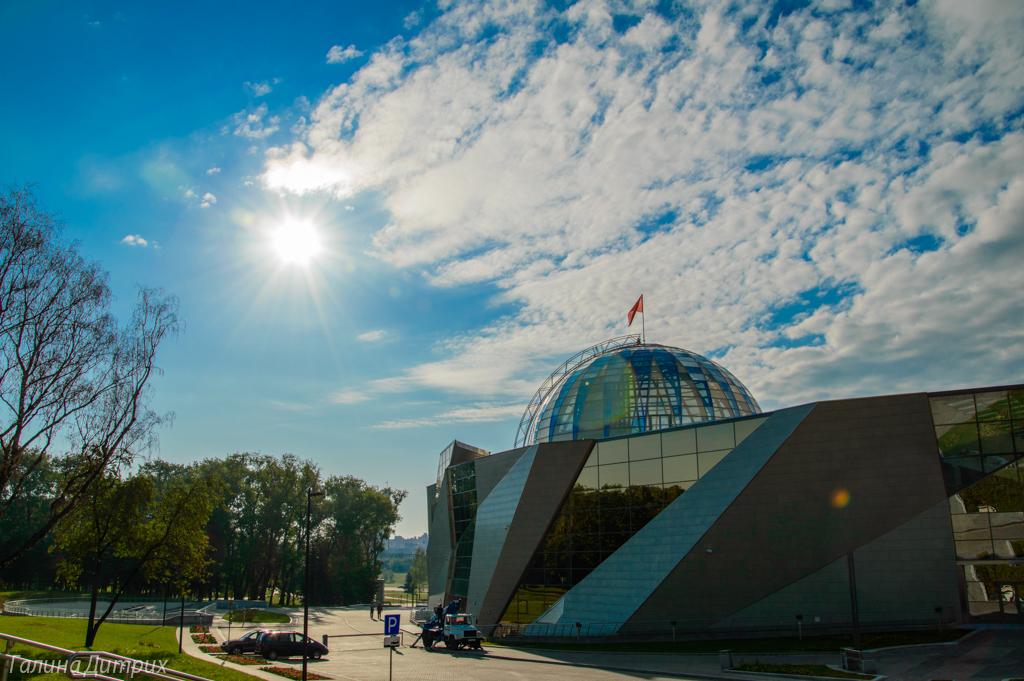 музей истории Великой Отечественной войны Минск фото