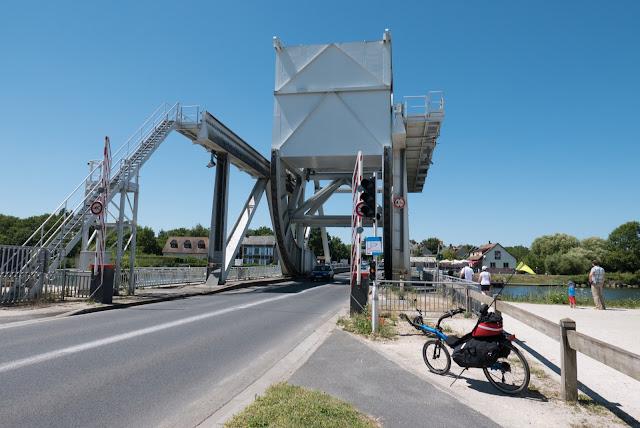 Randonnée à vélo : Pegasus Bridge