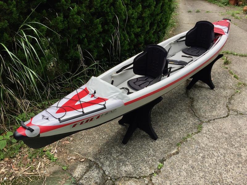 YakkAir Full HP2 Bootsport Schlauchboote