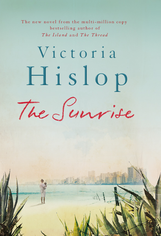 recent reads: victoria hislop's the sunrise