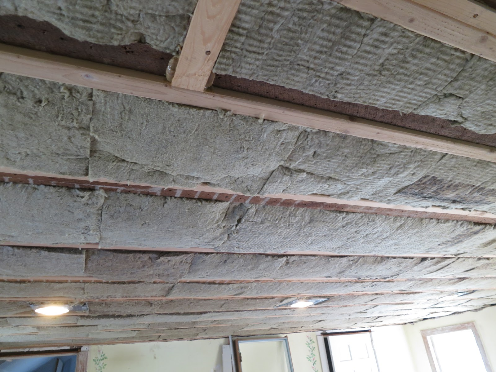 An old farm roxul vs fiberglass vs foam insulation for Sound fiberglass insulation