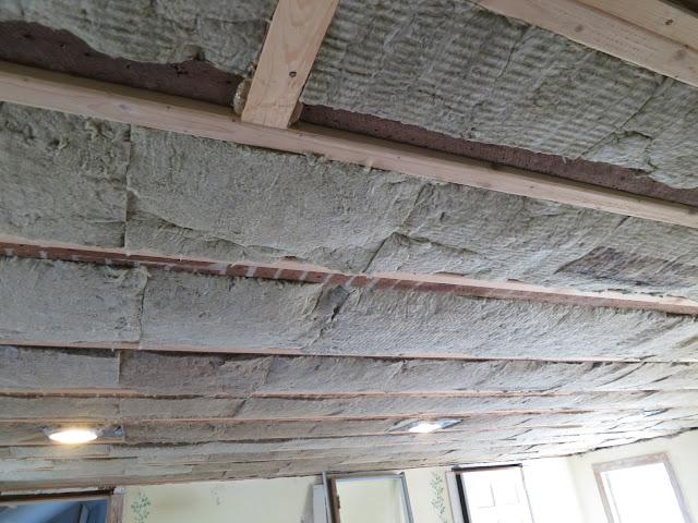 An Old Farm Roxul Vs Fiberglass Vs Foam Insulation