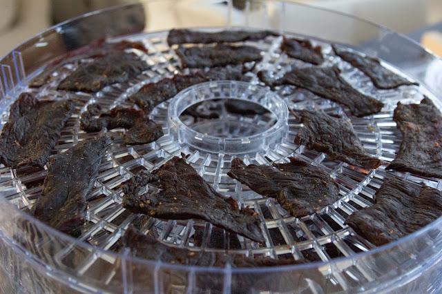 beef jerky selbst machen - trockenfleisch diy doerrfleisch 10