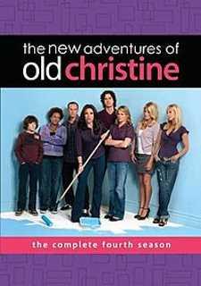 THE NEW ADVENTURES OF OLD CHRISTINE - AS NOVAS AVENTURAS DE CHRISTINE - 4° TEMPORADA - DUBLADO - 2008 A 2009