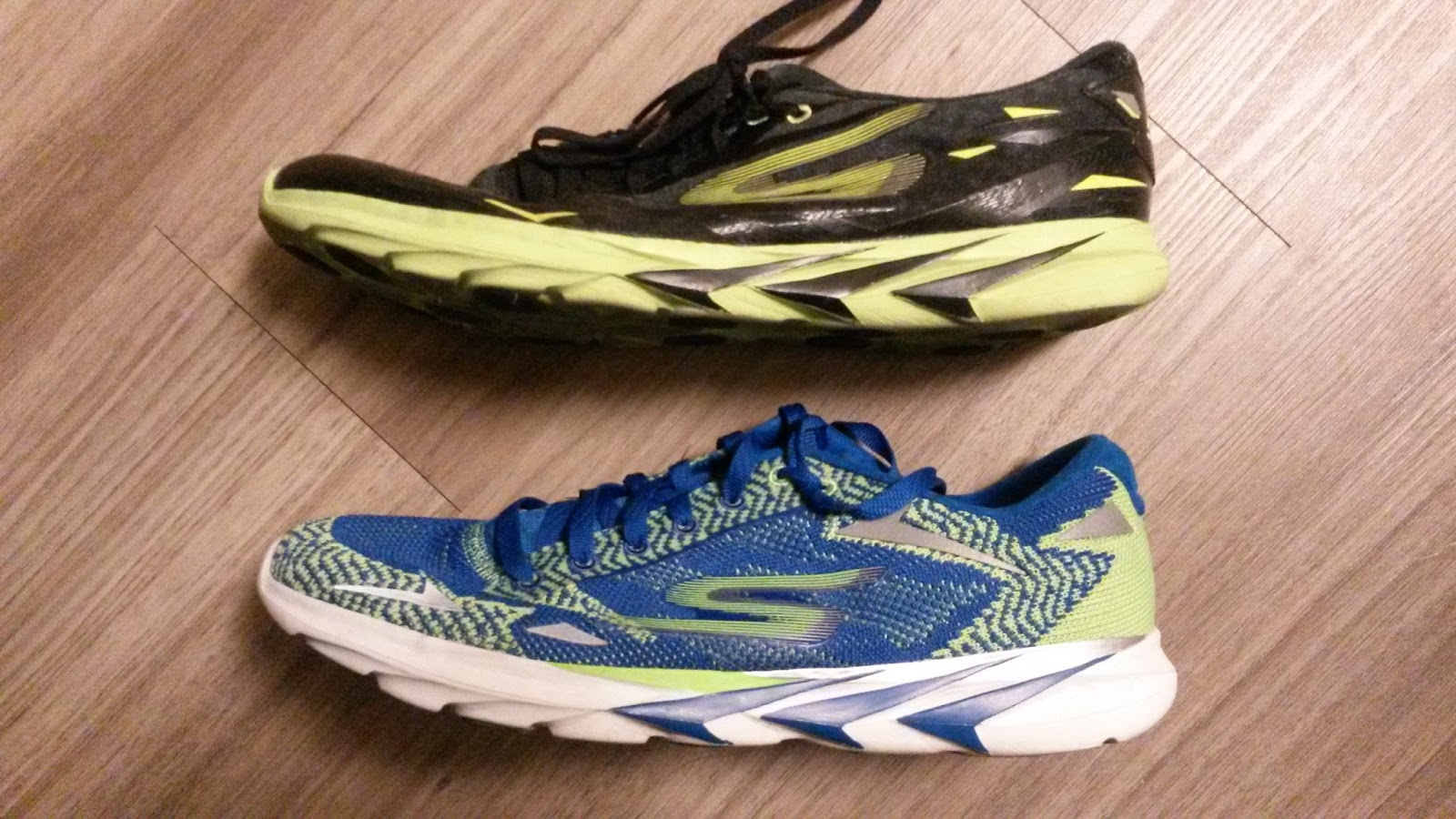am definitely on the Skechers Performance bandwagon.. The GoMeb Speed 3 2016 and Speed 3 are within the same line but are drastically different. How so?