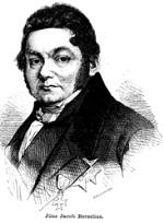 Biografia de Berzelius