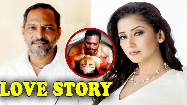 Nana Patekar & Manisha Koirala's Controversial Love Affair