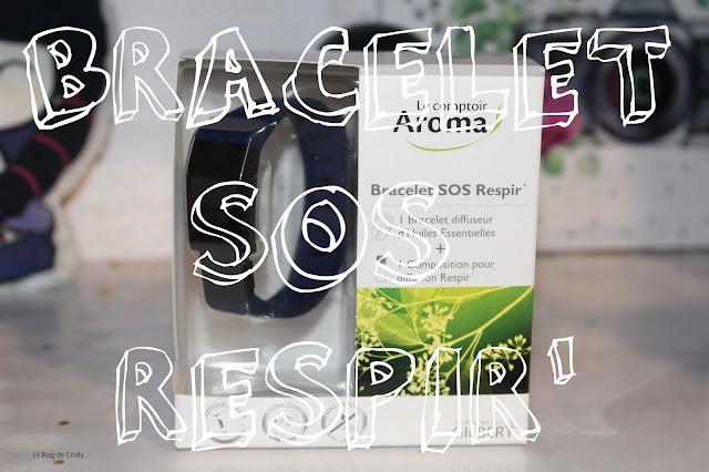 BRACELET SOS RESPIR
