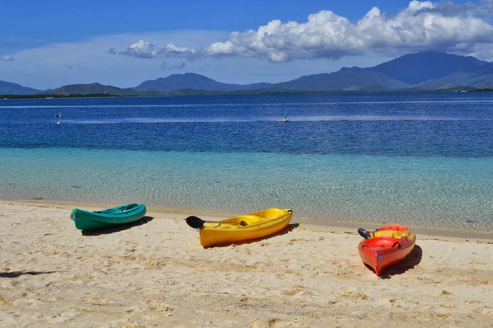 Pandan Island, Honda Bay