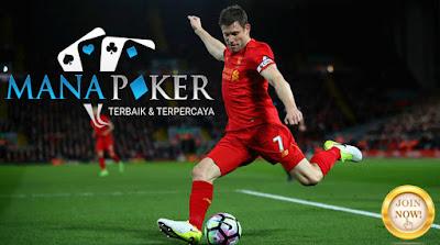 Milner Mengatakan Liverpool Sedang Di Landa Cedera ~ Situs