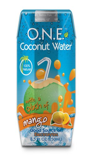 My Superficial Endeavors: Coconut Water Craze!