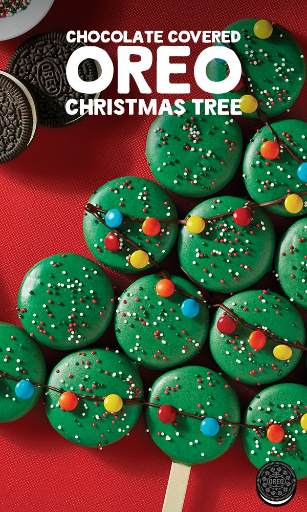 Christmas Tree Lane: Top Ten Christmas Oreo Cookies for Kids