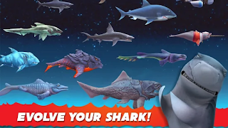 Download Hungry Shark Evolution Mod Apk Unlimited Coins For Android