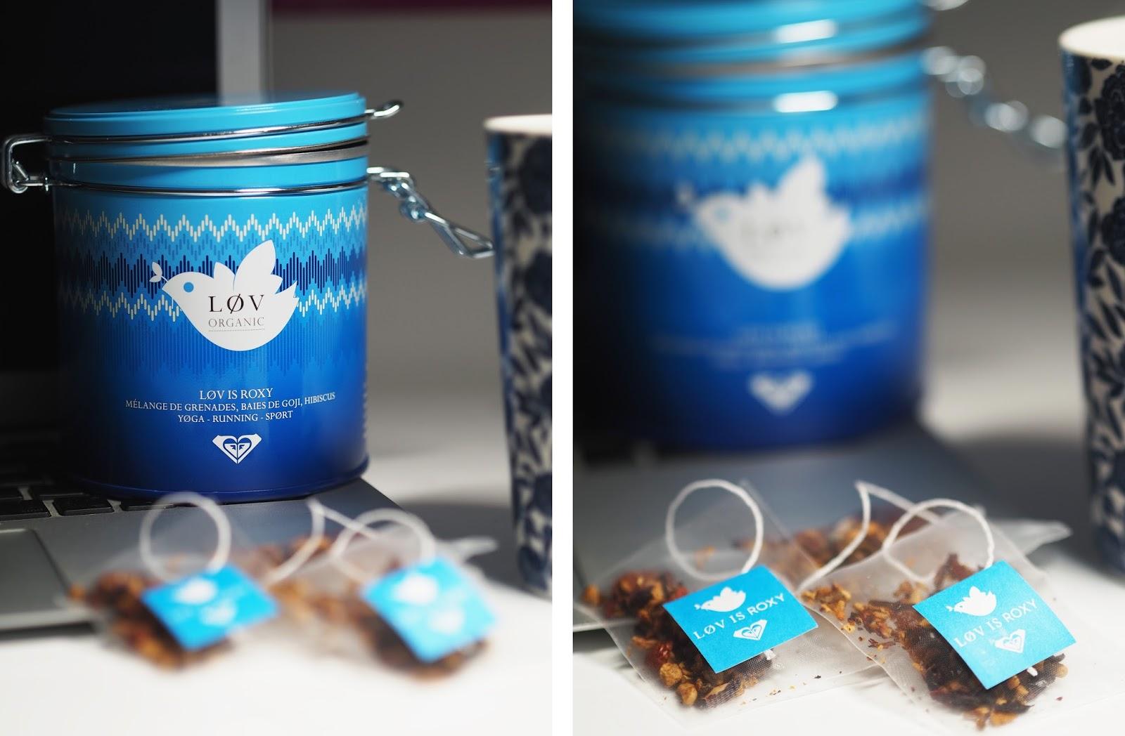 LOV ORGANIC TEA vs. COFFEE 3