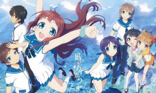 Review Nagi No Asukara di Spirit anime ID