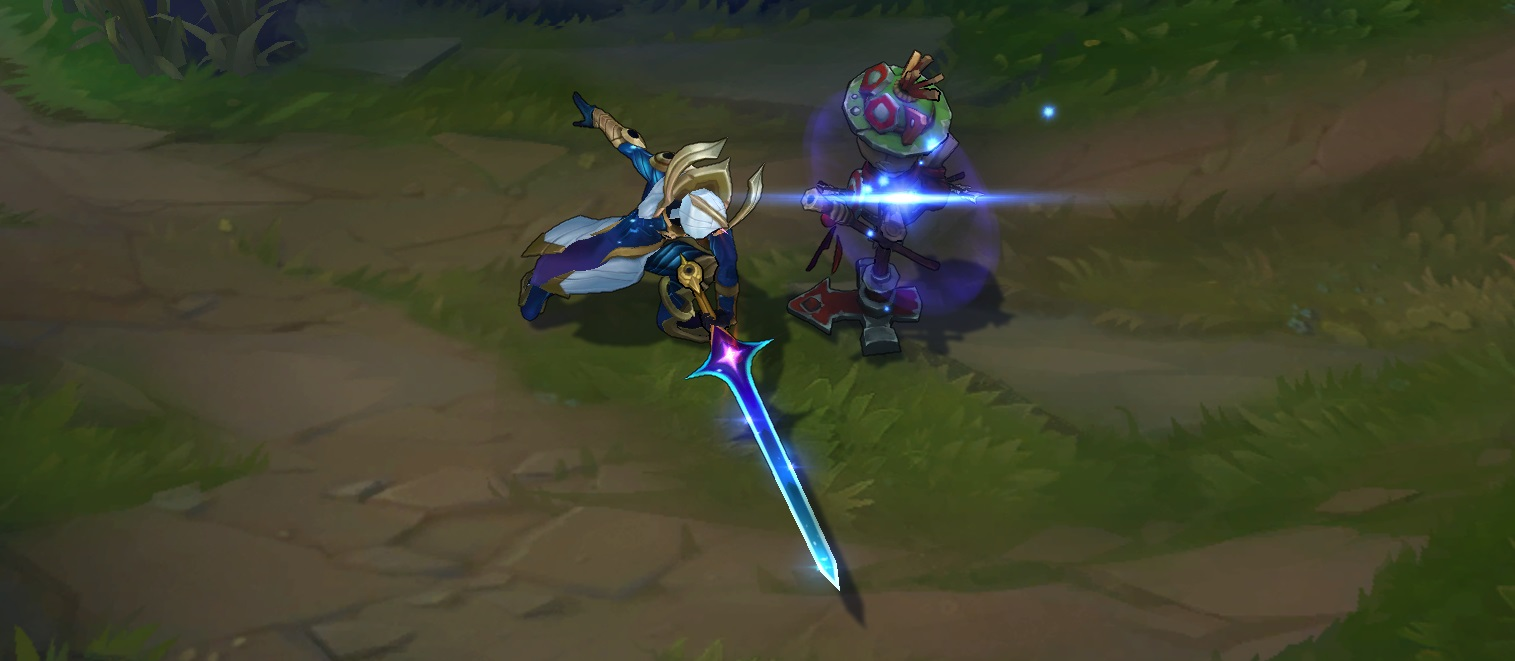 Surrender At 20 Cosmic Blade Master Yi Now Available