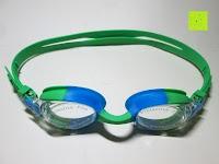 Erfahrungsbericht: »Picco« Kinder-Schwimmbrille, 100% UV-Schutz + Antibeschlag. Starkes Silikonband + stabile Box. TOP-MARKEN-QUALITÄT! Große Farbauswahl.