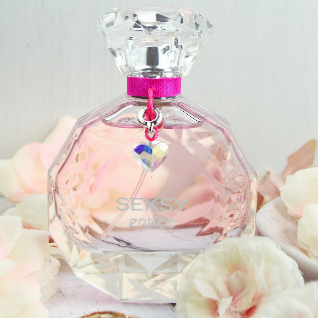 Seksy Beauty Entice Perfume Review, Lovelaughslipstick Blog