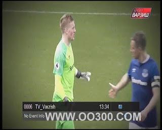 تردد قناه Varzish Sport HD على قمرياه سات 2019 / 2020