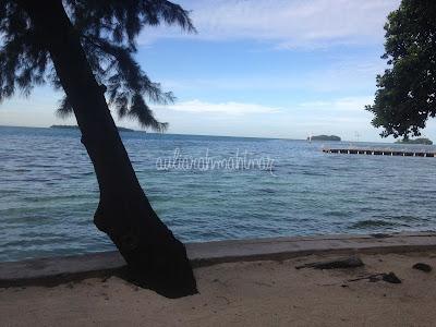 Pulau Putri - Pertama Kali ke Pantai